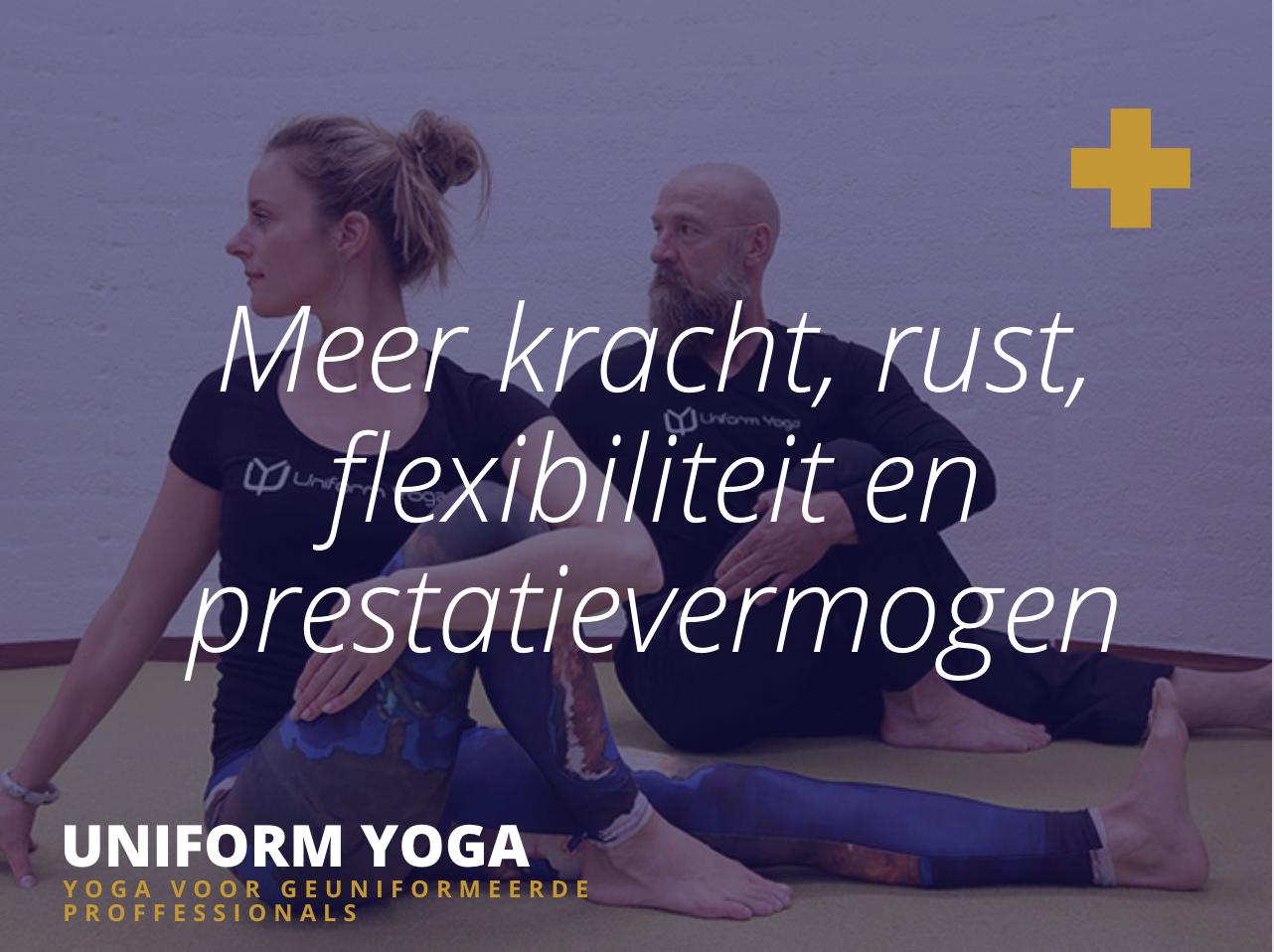Uniform Yoga - onze uitrusting