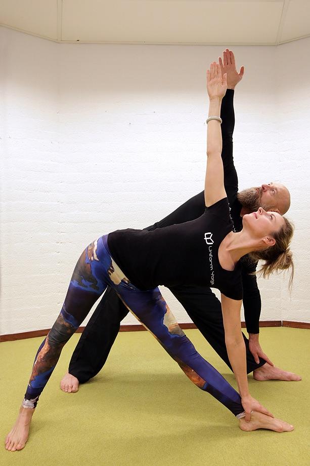 waarom uniform yoga
