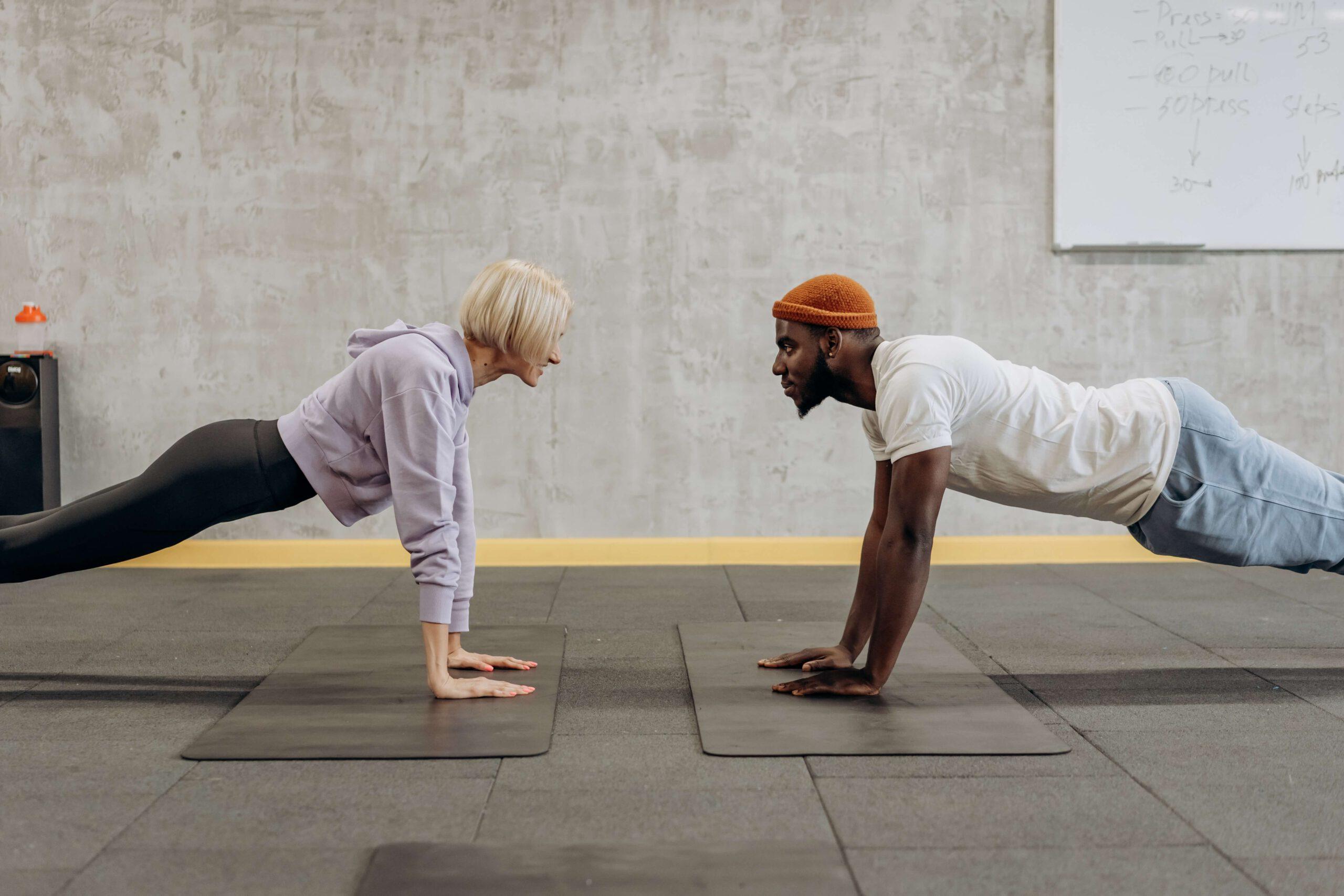 uniform yoga